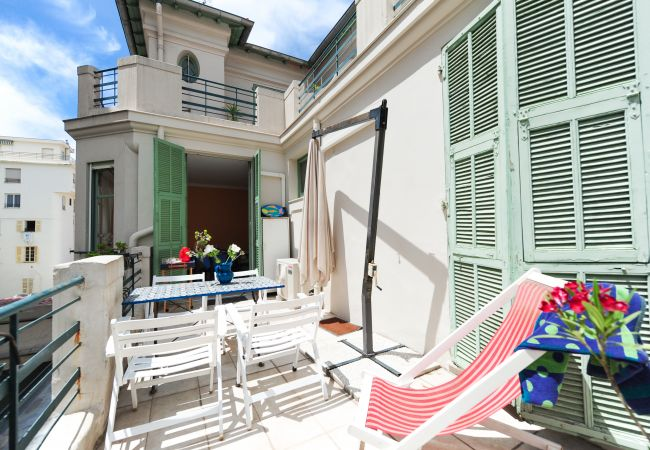 Appartamento a Nice - La terrasse Apartment Five stars holiday house