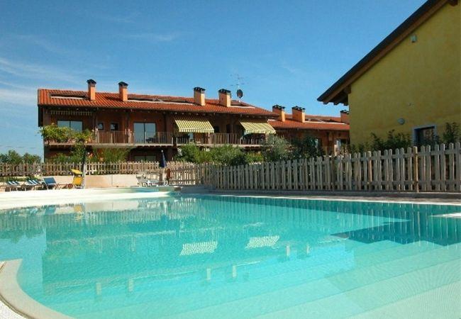 Appartamento a Castelnuovo del Garda - Le Fontanelle 3B